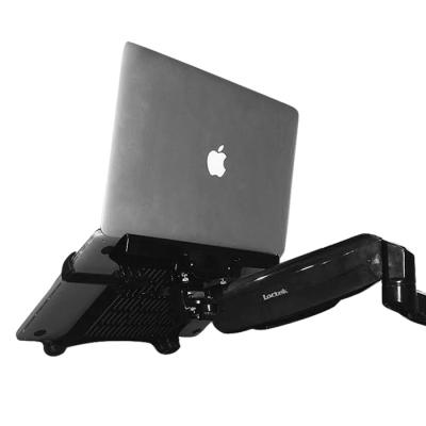 [랜선할인]모니터 암 부착용 노트북 거치대 PM413