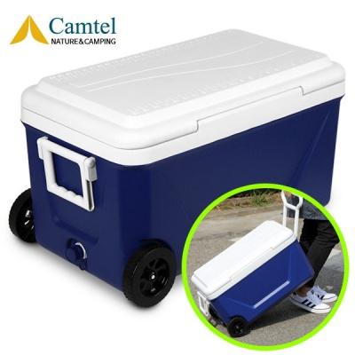 [캠텔] ST4500 45리터 대용량 캠핑 쿨러 블루