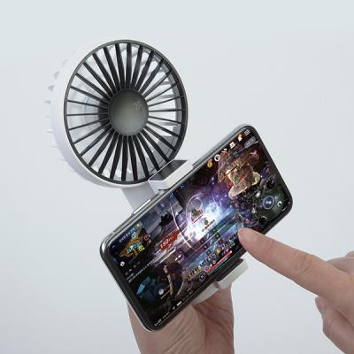스마텍 ST-HF500 스마트폰 거치형 휴대용 선풍기