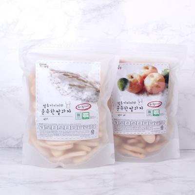 질마재농장 떡 쌀과자 백미80g+백미배80g