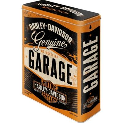 노스텔직아트[30321] Harley-Davidson Garage