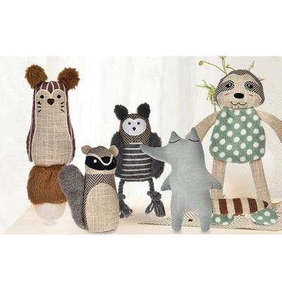 [봉봉펫닷컴] 새로운 친구들2 애견 봉제인형 장난감