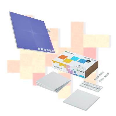 나노리프 캔버스 패널 확장키트 LED 조명 추가팩 4pcs