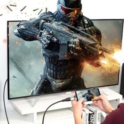 벤션 2in1 C타입 미러링 겸용 HDMI V2.0 케이블