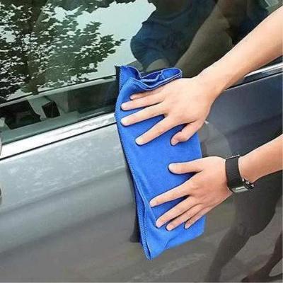 극세사 유리 세차타월 세차장용품 차앞유리닦기