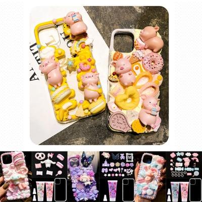 아이폰11 pro max 귀여운 폰케이스 데코덴 DIY 꾸미기