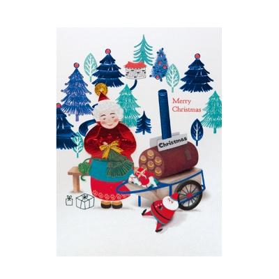 크리스마스카드 FS1029-4