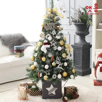 앳홈 골드베이 크리스마스 트리 / 1.6m