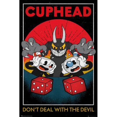 FP4722 컵헤드 크랩(CUPHEAD Craps) (61X91)