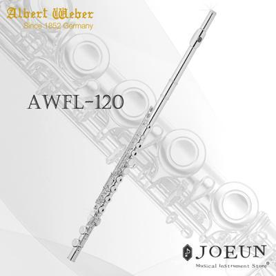 [알버트웨버] 영창 플룻 AWFL-120 입문/교육용 MD추천