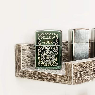 ZIPPO 49161 Follow Your Way Design