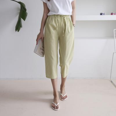Linen Cotton Baggy Pants - 7부