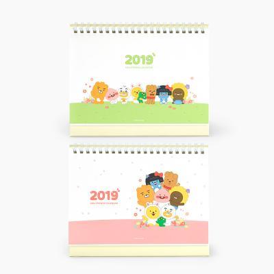 카카오프렌즈 리틀프렌즈 2019 탁상 캘린더