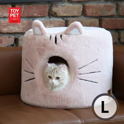 캣하우스 (핑크) L