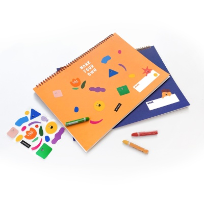 코야키즈 스케치북
