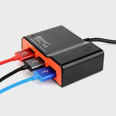 6A 멀티 USB 차량용 충전기