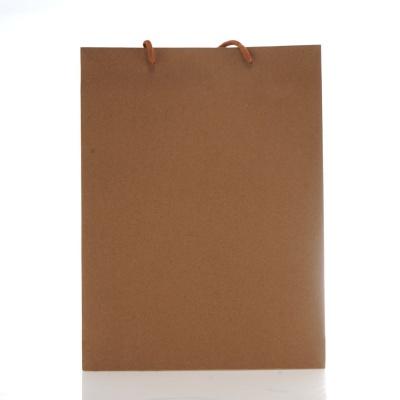 크라프트 무지 쇼핑백 5호 수납가방 선물포장 10개