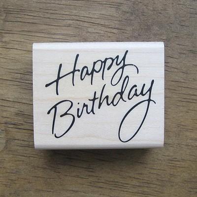 [메세지]Happy birthday(6x5)
