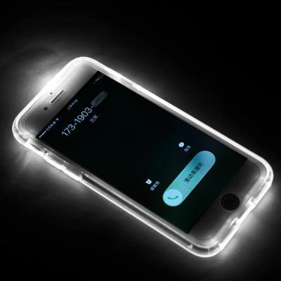 LED 발광 라이트닝 아이폰8/7 케이스