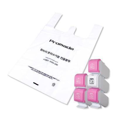 [프로메이드]원터치 다용도 분리수거함 전용 봉투 50매