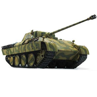 HOBBY MODEL KITS 독일 판터D형 성채전투전차 탱크