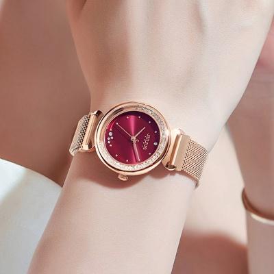 [쥴리어스공식] JA-1224  여성시계 손목시계 메쉬밴드