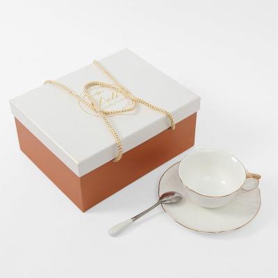 로열트리 순백 와인딩 커피잔 세트(230ml)