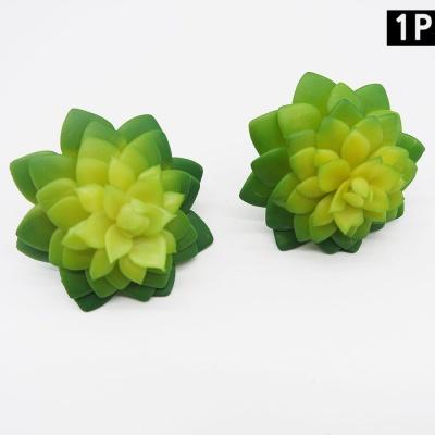미니 꽃 조화 셀프 인테리어 장식 홈데코-물연꽃