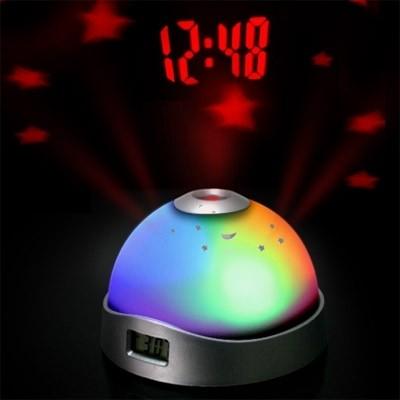돔 무드프로젝터 시계- ver2. 별빛무드