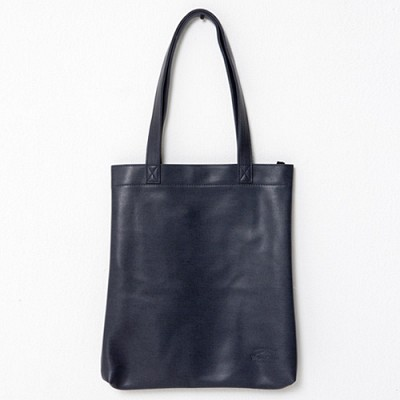 [옐로우스톤] 가죽 숄더백 synthetic leather bag - ys2017np 네이비