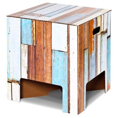 [원더스토어] 더치 디자인 북유럽 스툴 의자 테이블 Something blue