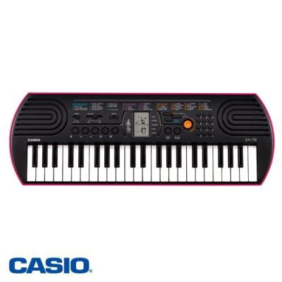 [CASIO/공식수입정품] 카시오 전자 키보드 SA-78