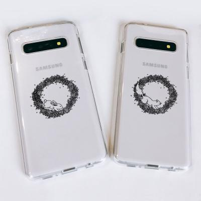 갤럭시S10/S10+/S10E wreath 소프트젤리케이스