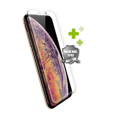 아이폰XS Max 곡면풀커버 고투명충격흡수 TPU보호필름