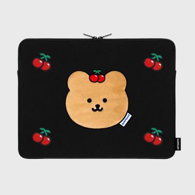 Cherry covy-black(15인치 노트북파우치)