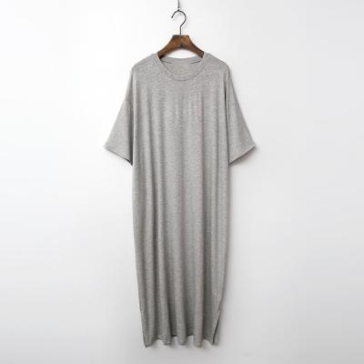 Easy Boxy Long Dress