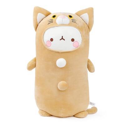[몰랑이] 모찌 소프트몰랑 애착 바디쿠션 55cm 고양이