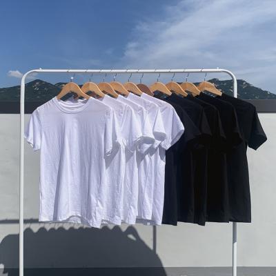 [5장 세트]사계절 베이직 레이어드 기본 반팔 티셔츠