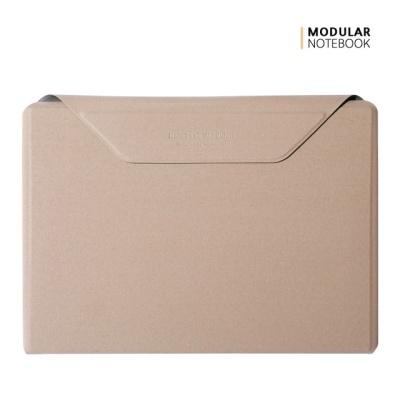 NOTEBOOK BEIGE (모듈러노트북 A4 베이지)
