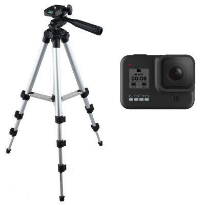 GOPRO9 악세서리 액션캠 카메라 스마트폰 겸용 삼각대