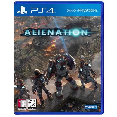 PS4 에일리언네이션 한글판