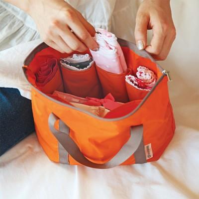 트래블러스 에어 언더웨어 백 _ 속옷을 넣는 초경량 파우치