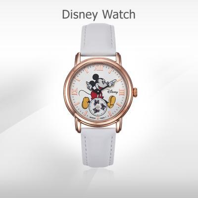 디즈니 가죽시계 OW139WH 공식판매처 정품
