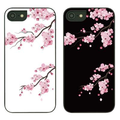 아이폰7플러스케이스 벚꽃 스타일케이스