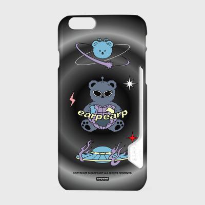 Space night bear-black(카드수납케이스)