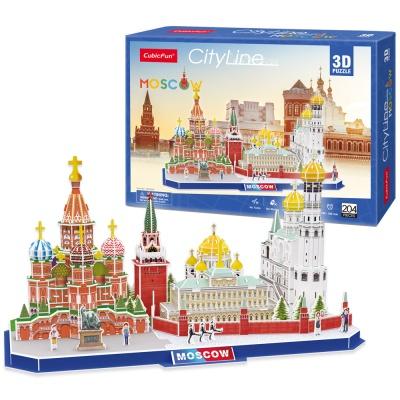 [MC266h] 시티라인-모스크바 (City Line Moscow)