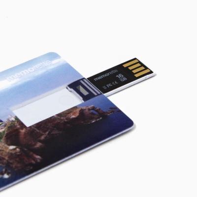 [메모렛] 독도 64G 카드형 USB메모리