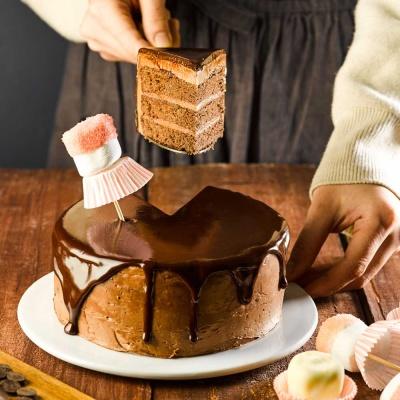 피나포레 발레리나 가나슈 케이크 만들기 DIY 홈베