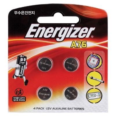 [에너자이저] 에너자이저리튬코인 A76BP4 [판/1] 354949