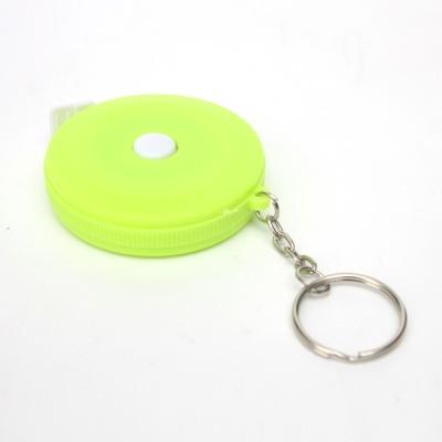 비비 열쇠고리 미니줄자(1.5M) (그린)